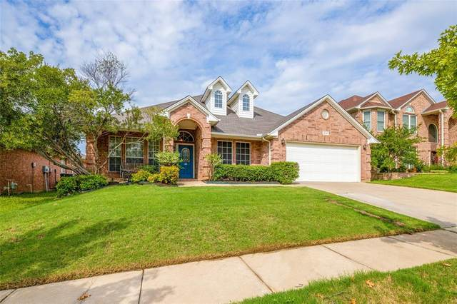 8721 Shadow Trace Drive, Fort Worth, TX 76244 (MLS #14437539) :: Justin Bassett Realty