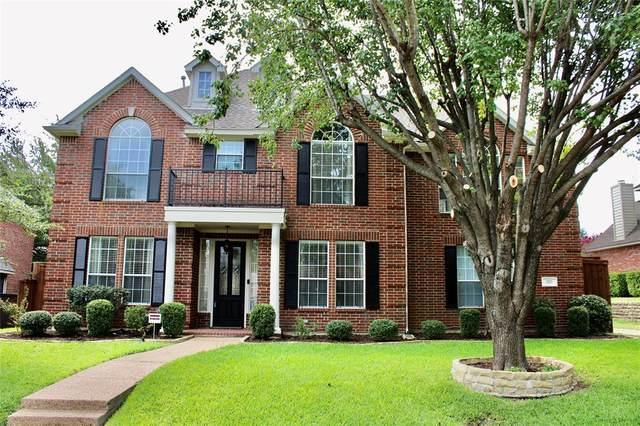 1123 Hampton Drive, Allen, TX 75013 (MLS #14437569) :: Robbins Real Estate Group