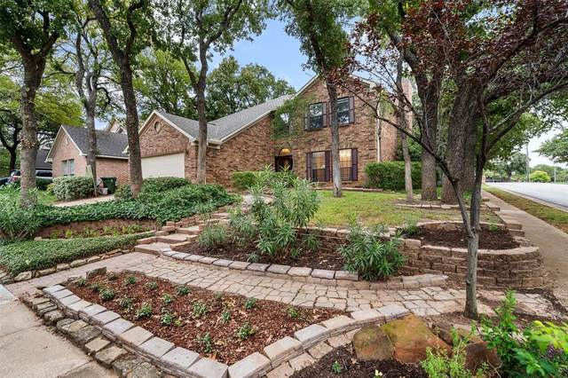 3237 Rustic Woods Drive, Bedford, TX 76021 (MLS #14437608) :: The Kimberly Davis Group