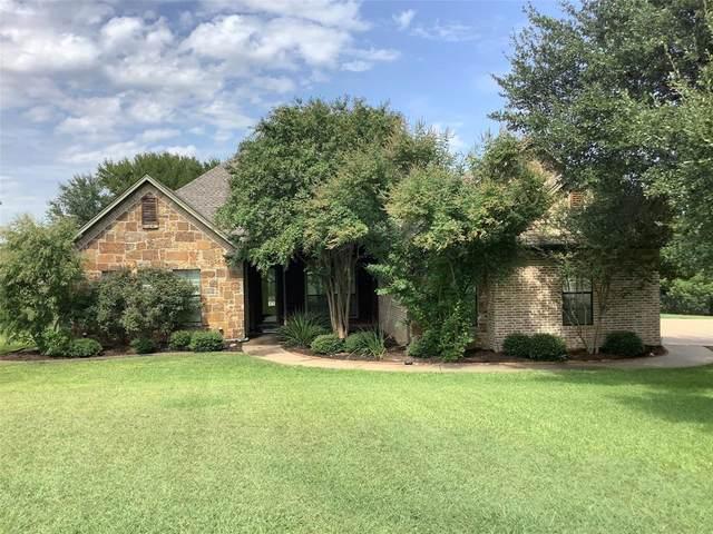 2100 Darby Dan Court, Granbury, TX 76049 (MLS #14437612) :: The Good Home Team