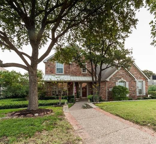906 Excalibur Drive, Highland Village, TX 75077 (MLS #14437622) :: Real Estate By Design
