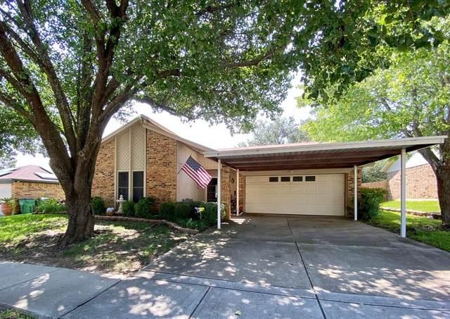 6536 N Park Drive, Watauga, TX 76148 (MLS #14437627) :: Team Tiller