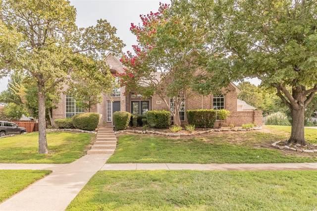 902 Stratford Drive, Southlake, TX 76092 (MLS #14437634) :: Real Estate By Design