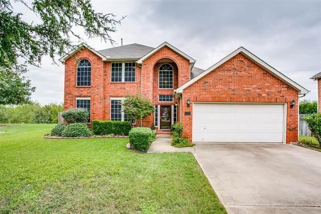 8105 Slide Rock Road, Fort Worth, TX 76137 (MLS #14437641) :: Frankie Arthur Real Estate