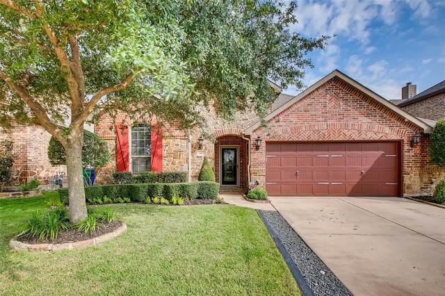 663 Payton Way, Fate, TX 75087 (MLS #14437645) :: Trinity Premier Properties