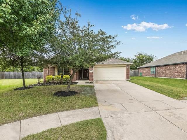 3601 Redwood Circle, Melissa, TX 75454 (MLS #14437650) :: The Mitchell Group