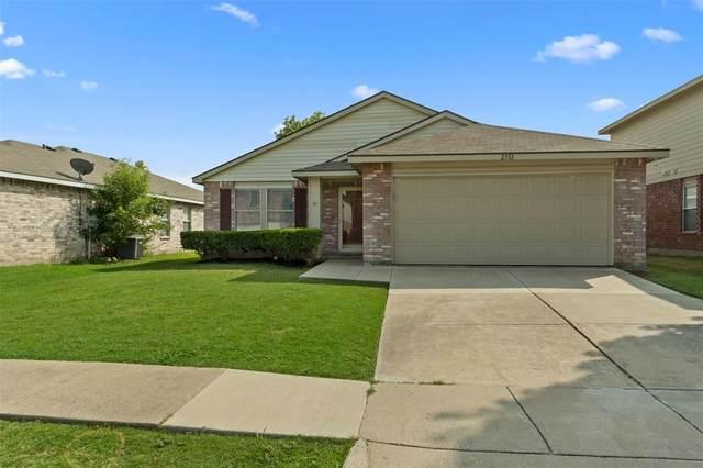 2352 Live Oak Drive, Little Elm, TX 75068 (MLS #14437728) :: The Kimberly Davis Group