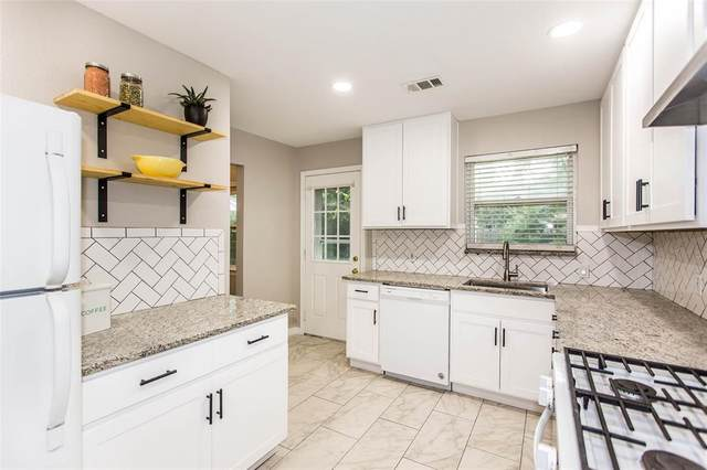 2203 Dunloe Avenue, Dallas, TX 75228 (MLS #14437735) :: Maegan Brest | Keller Williams Realty