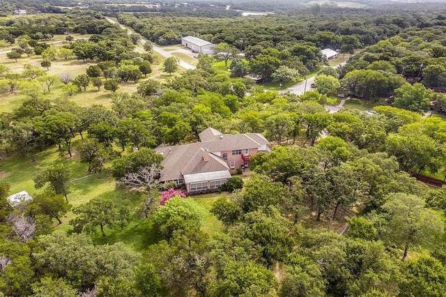 807 Holly Hill Road, Mineral Wells, TX 76067 (MLS #14437758) :: The Kimberly Davis Group