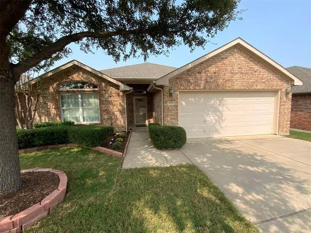 3717 Vista Greens Drive, Fort Worth, TX 76244 (MLS #14437770) :: Justin Bassett Realty