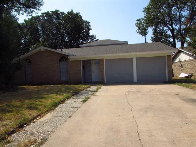 2028 Meadow Dale, Irving, TX 75060 (MLS #14437782) :: Maegan Brest | Keller Williams Realty