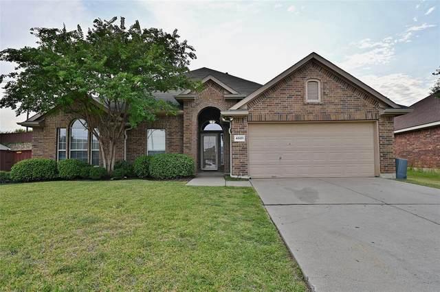 4501 Bonnywood Drive, Mesquite, TX 75150 (MLS #14437785) :: North Texas Team | RE/MAX Lifestyle Property
