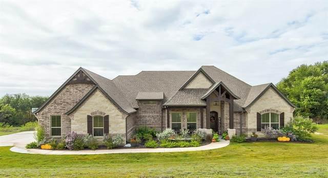 119 Stonewick Drive, Cresson, TX 76035 (MLS #14437806) :: The Kimberly Davis Group