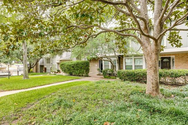 7611 Riverbrook Drive #8, Dallas, TX 75230 (MLS #14437815) :: The Mitchell Group