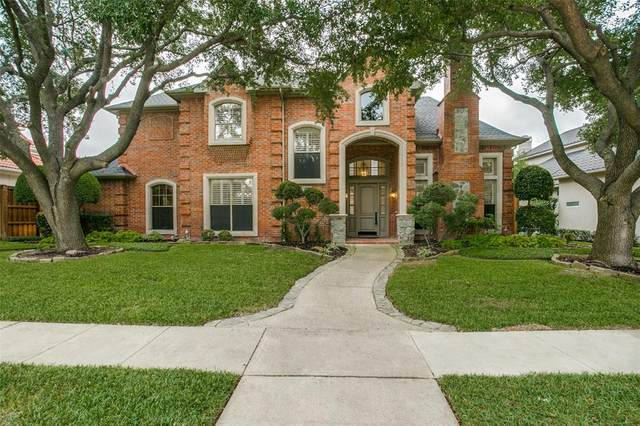 2616 Notre Dame Drive, Plano, TX 75093 (MLS #14437824) :: The Chad Smith Team