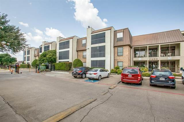 11490 Audelia Road #115, Dallas, TX 75243 (MLS #14437825) :: Trinity Premier Properties