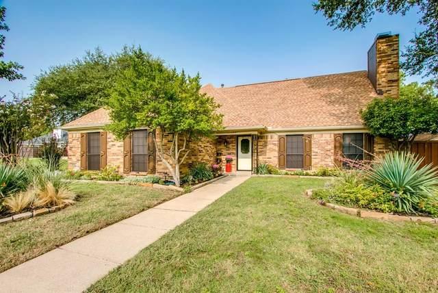 1505 Vera Cruz Drive, Plano, TX 75074 (MLS #14437841) :: The Kimberly Davis Group
