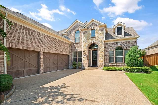 1526 Evanvale Drive, Allen, TX 75013 (MLS #14437849) :: The Kimberly Davis Group
