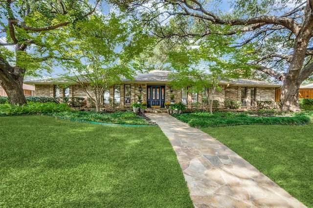 4317 Echo Glen Drive, Dallas, TX 75244 (MLS #14437897) :: The Tierny Jordan Network