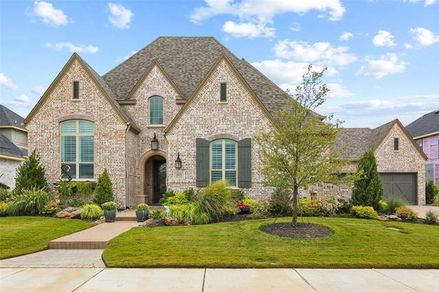 4421 Mueller Lane, Prosper, TX 75078 (MLS #14437898) :: The Kimberly Davis Group