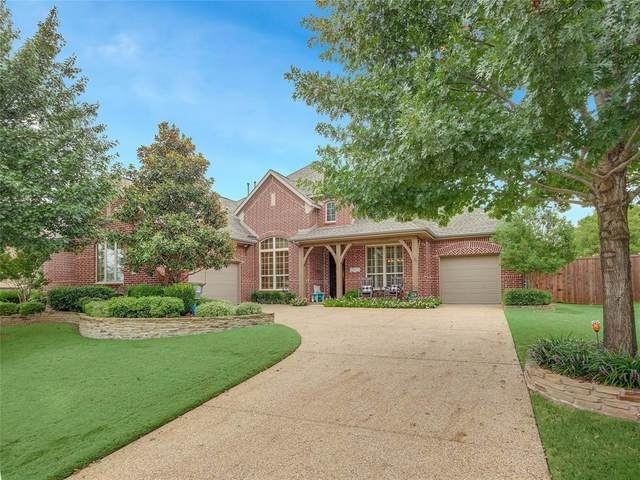 741 Camden Way, Prosper, TX 75078 (MLS #14437907) :: The Kimberly Davis Group