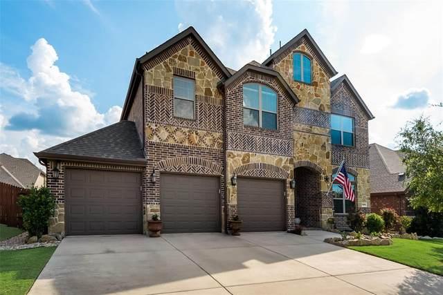 3408 Walnut Lane, Melissa, TX 75454 (MLS #14437918) :: The Good Home Team