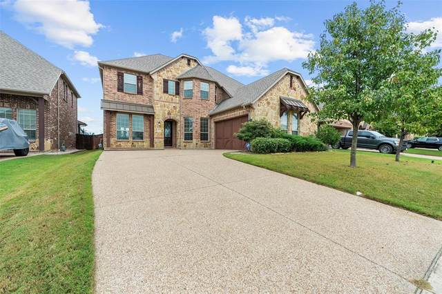 2538 Balmain Court, Trophy Club, TX 76262 (MLS #14437922) :: The Mitchell Group