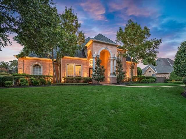 1390 Bent Trail Circle, Southlake, TX 76092 (MLS #14437933) :: Real Estate By Design