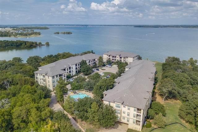 500 Waters Edge Drive #234, Lake Dallas, TX 75065 (MLS #14437956) :: The Juli Black Team