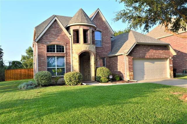 11104 Seguin Drive, Frisco, TX 75035 (MLS #14437965) :: Robbins Real Estate Group