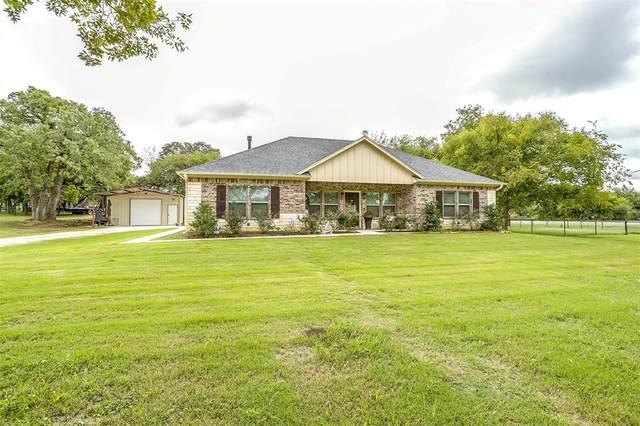 104 Private Road 415, Covington, TX 76636 (MLS #14437969) :: The Good Home Team
