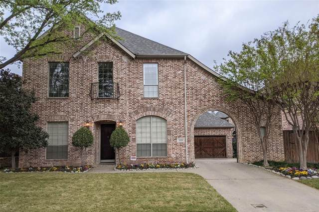 119 Georgian Drive, Coppell, TX 75019 (MLS #14437991) :: The Rhodes Team