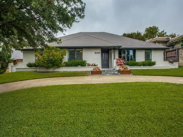 6418 Mccommas Boulevard, Dallas, TX 75214 (MLS #14437993) :: Bray Real Estate Group