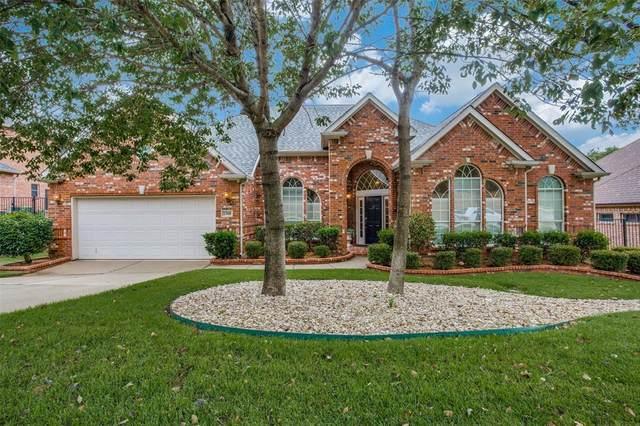 1300 Ballycastle Lane, Corinth, TX 76210 (MLS #14437996) :: The Chad Smith Team