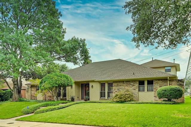9522 Hilldale Drive, Dallas, TX 75231 (MLS #14437998) :: The Kimberly Davis Group
