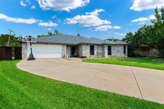 509 Carl Court, Lewisville, TX 75057 (MLS #14438007) :: The Kimberly Davis Group