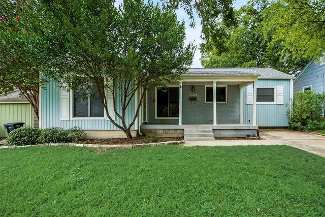 4933 Birchman Avenue, Fort Worth, TX 76107 (MLS #14438013) :: Team Tiller