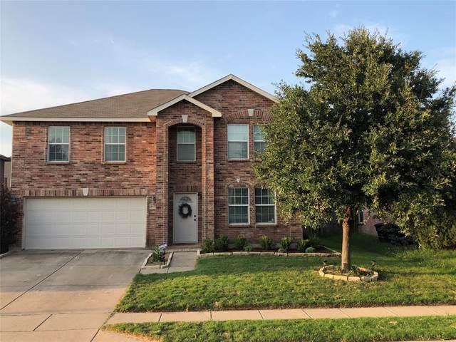 4621 Pangolin Drive, Fort Worth, TX 76244 (MLS #14438015) :: Team Tiller