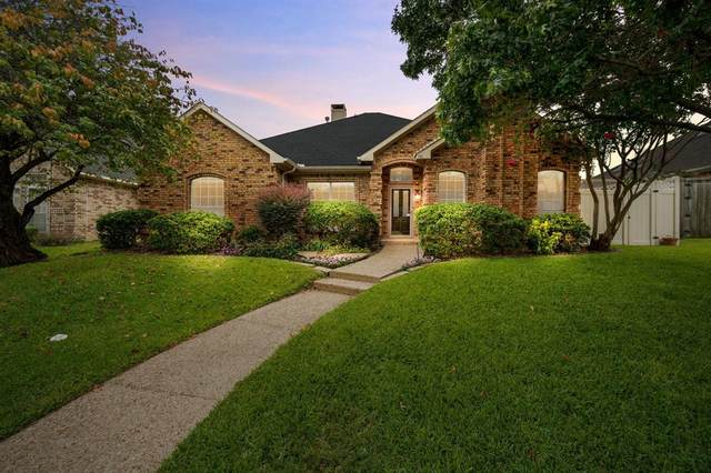 4116 Kentshire Lane, Dallas, TX 75287 (MLS #14438020) :: Team Tiller