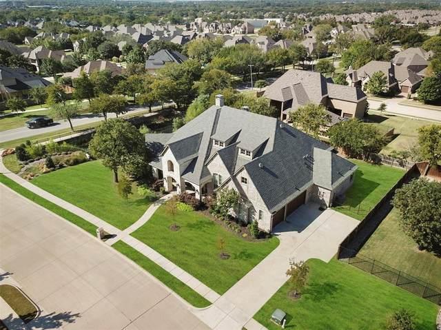 5804 St Andrews Court, Colleyville, TX 76034 (MLS #14438021) :: The Star Team | JP & Associates Realtors