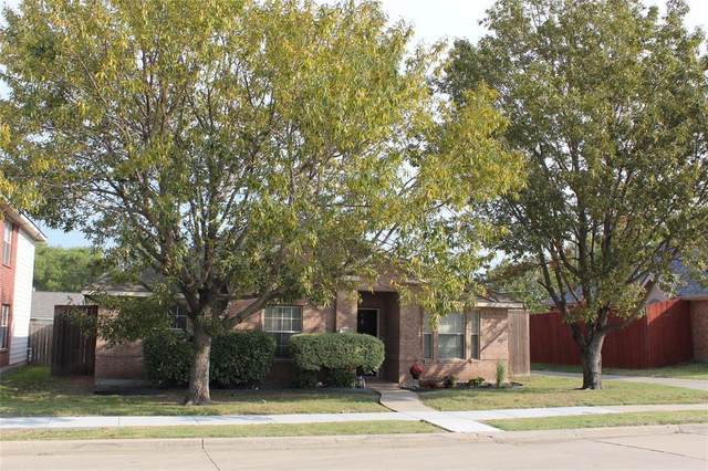5652 Bedford Lane, The Colony, TX 75056 (MLS #14438022) :: Post Oak Realty