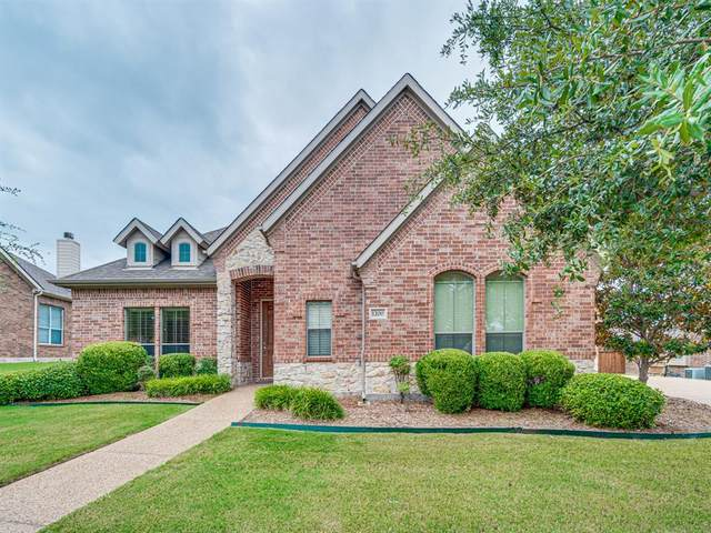 1200 Millers Creek Drive, Prosper, TX 75078 (MLS #14438053) :: Bray Real Estate Group
