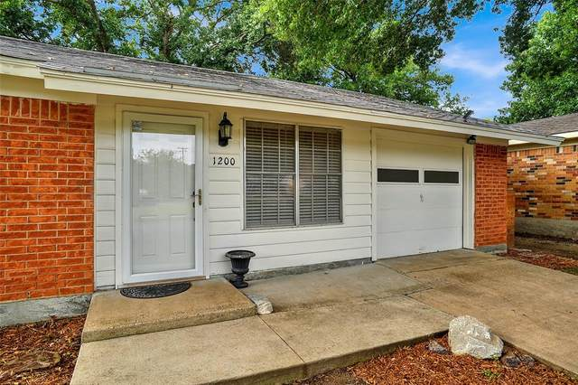 1200 Marlborough Street, Sherman, TX 75092 (MLS #14438062) :: RE/MAX Pinnacle Group REALTORS