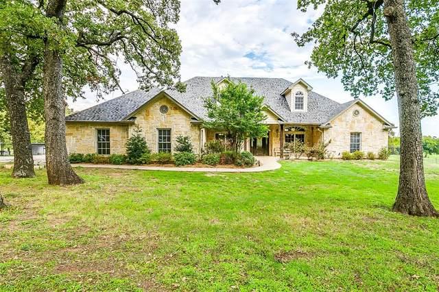 13021 Rendon Road, Burleson, TX 76028 (MLS #14438063) :: The Kimberly Davis Group