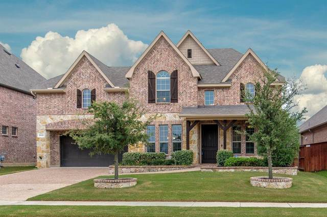 2540 Kensington Lane, Trophy Club, TX 76262 (MLS #14438066) :: The Mitchell Group