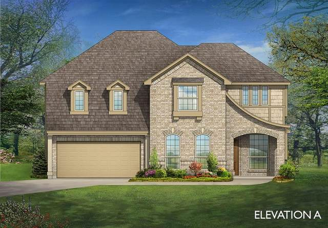 7405 Windy Meadow Drive, Little Elm, TX 76227 (MLS #14438068) :: The Heyl Group at Keller Williams