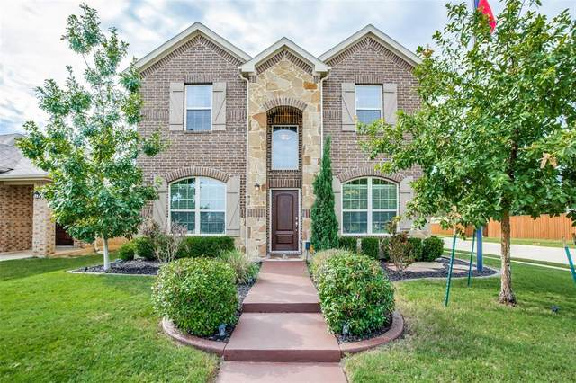 9100 Eastwood Avenue, Cross Roads, TX 76227 (MLS #14438088) :: All Cities USA Realty