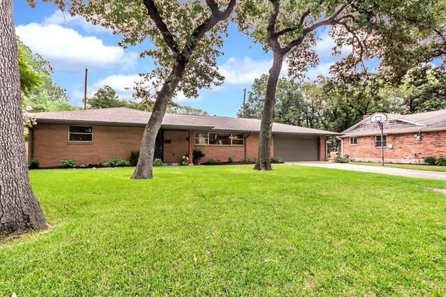 1736 Sunnybrook Drive, Irving, TX 75061 (MLS #14438147) :: The Kimberly Davis Group