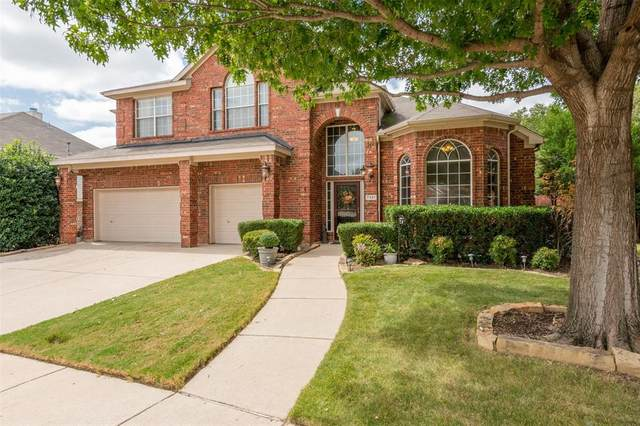 7921 Stansfield Drive, Fort Worth, TX 76137 (MLS #14438182) :: Real Estate By Design