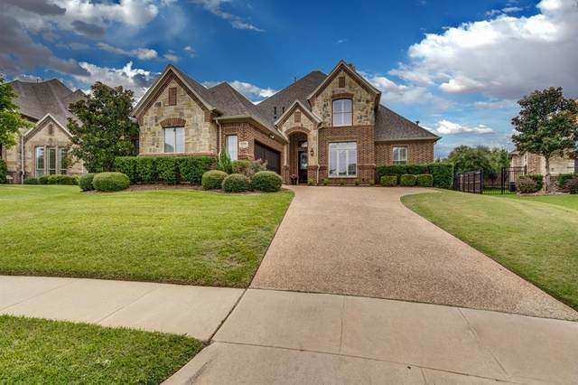 1233 Verona Way, Keller, TX 76248 (MLS #14438210) :: The Tierny Jordan Network